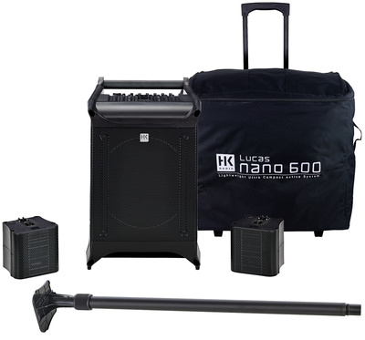 HK Audio Lucas Nano 608i Bundle