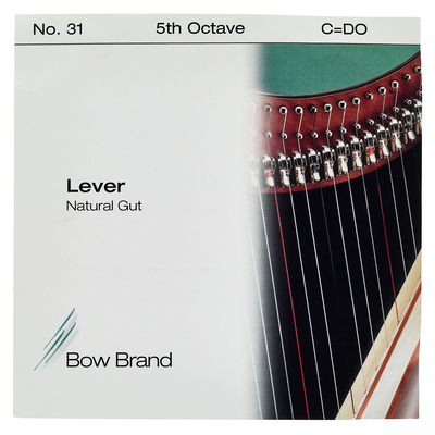 Bow Brand NG 5th C Gut Harp String No.31