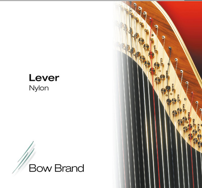 Bow Brand Lever 1st E Nylon String No.1