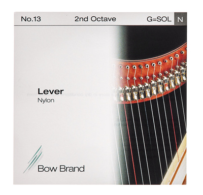 Bow Brand Lever 2nd G Nylon Str. No.13