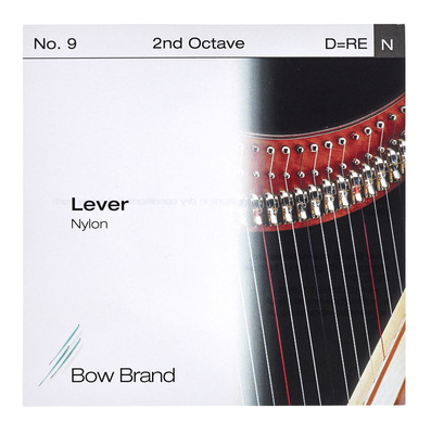 Bow Brand Lever 2nd D Nylon Str. No.9