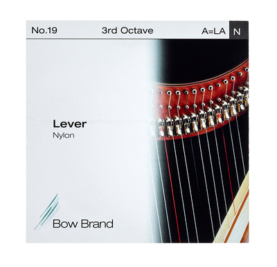 Bow Brand Lever 3rd A Nylon Str. No.19