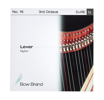 Bow Brand Lever 3rd D Nylon Str. No.16