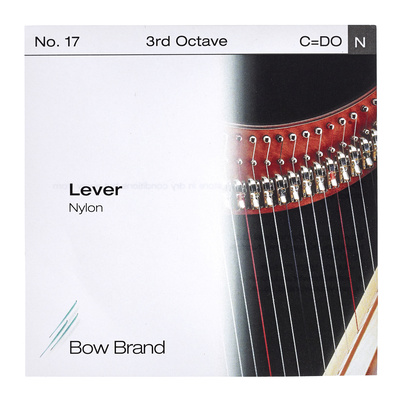 Bow Brand Lever 3rd C Nylon Str. No.17