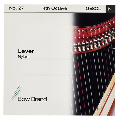 Bow Brand Lever 4th G Nylon String No.27