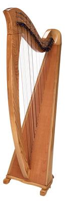 Roth & Junius Alesia 34NB Lever Harp B-Stock