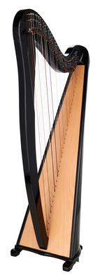Roth & Junius Aurora 34BK Lever Harp B-Stock