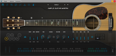 Ample Sound Ample Guitar M III