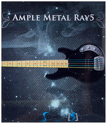 Ample Sound Ample Bass Metal Ray5 II