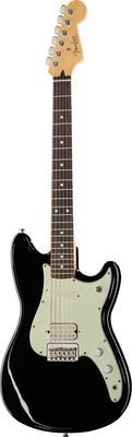 Fender Duo-Sonic HS RW BK