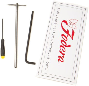 Fodera Standard Adjustment Tool Kit