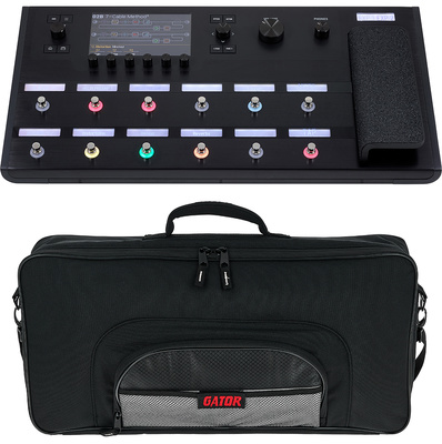 Line6 Helix Guitar Processor Bundle