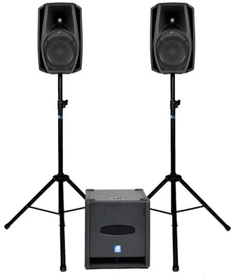 dB Technologies Cromo 10+ Entertainer Set