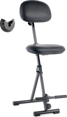 Mey Chair Systems AF-SR-KL-AH BK Set