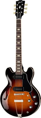 Gibson ES-390 Figured P-90 VSB
