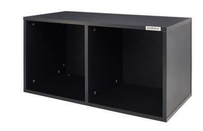 Glorious Record Box 230 black B-Stock