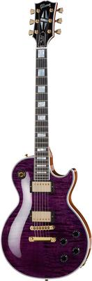 Gibson Les Paul Custom Purple HPT