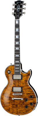 Gibson LP Custom Yellow Tiger HPT