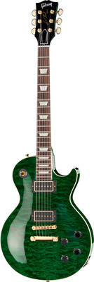 Gibson Les Paul 59 Emerald Green HPT