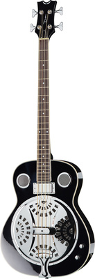 Dean Guitars Resonator Bass CBK