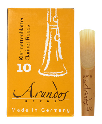 Arundos Reed Bb-Clarinet Aida 1,5