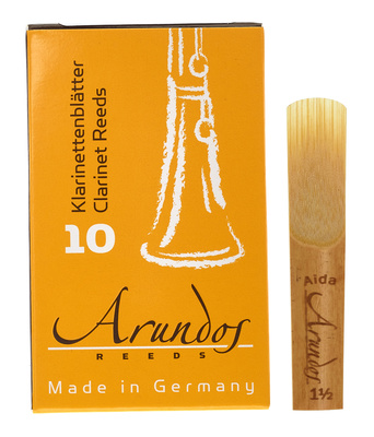 Arundos Reed Bb-Clarinet Aida 1,5 wide