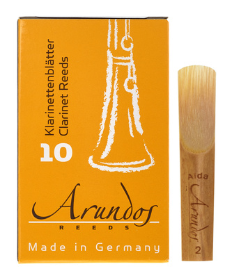 Arundos Reed Bb-Clarinet Aida 2,0 wide