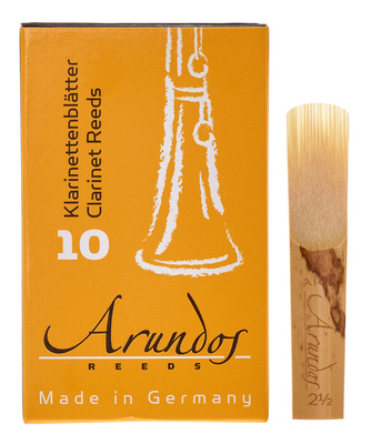 Arundos Reed Bb-Clarinet Aida 2,5 wide