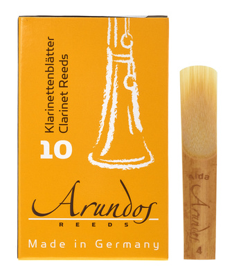 Arundos Reed Bb-Clarinet Aida 4,0 wide
