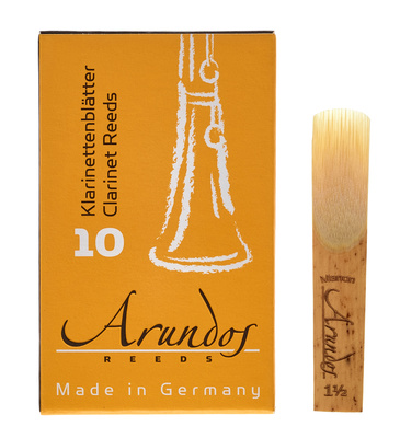 Arundos Reed Bb-Clarinet Manon 1,5
