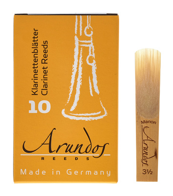 Arundos Reed Bb-Clarinet Manon 3,5