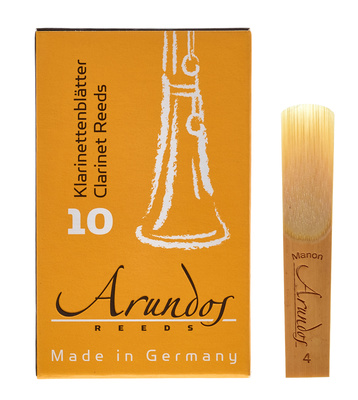 Arundos Reed Bb-Clarinet Manon 4,0