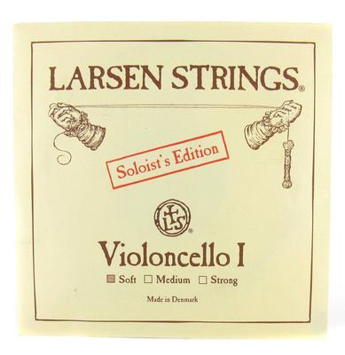 Larsen Cello String A Soloist Soft