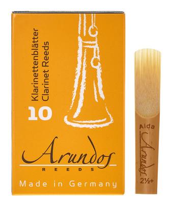 Arundos Reed Bb-Clarinet Aida 2,5+