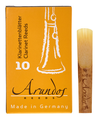 Arundos Reed Bb-Clarinet Aida 3,0+