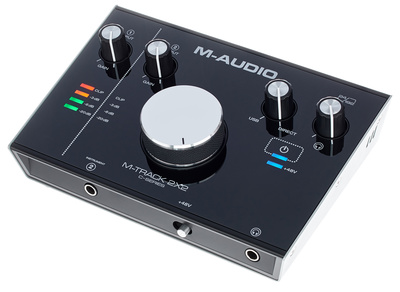 M-Audio M-Track 2x2 B-Stock