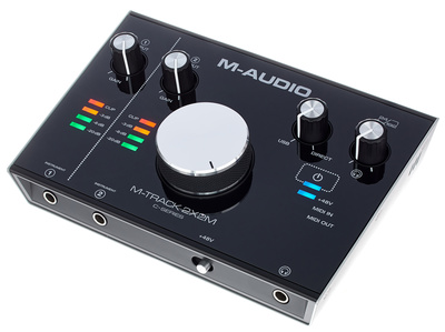 M-Audio M-Track 2x2M B-Stock