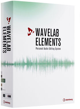 Steinberg Wavelab Elements 9 EDU