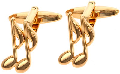 Musikboutique Hahn Cuff Links Note