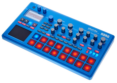Korg Electribe Blue B-Stock