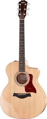 Taylor 214ce-QM DLX Quilted Maple