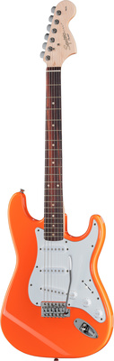 Fender Squier Affinity Strat Orange