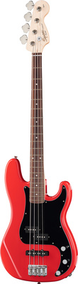 Fender Squier Affinity P-Bass PJ Red