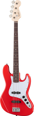 Fender Squier Affinity Jazz RW Red