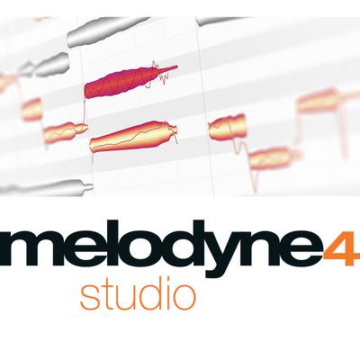 Celemony Melodyne 4 studio Update
