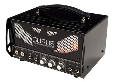 Gurus 5015 Guitar Head Black B-Stock