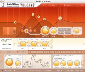 FabFilter Volcano 2