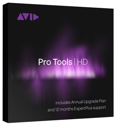 Avid Pro Tools HD Software only