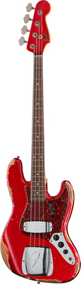Fender 64 Jazz Bass Heavy Relic CAR