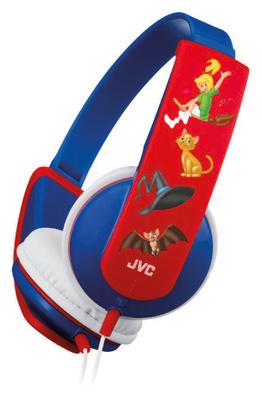 JVC HA-KD5A BibiBlocksberg Edition